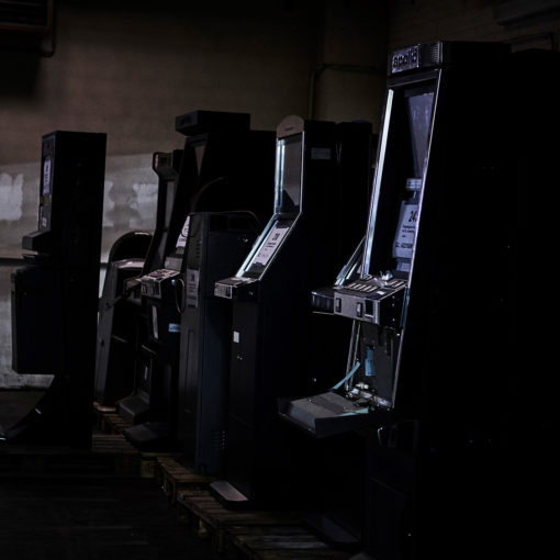 Automaten (Bild: Philipp Horak)