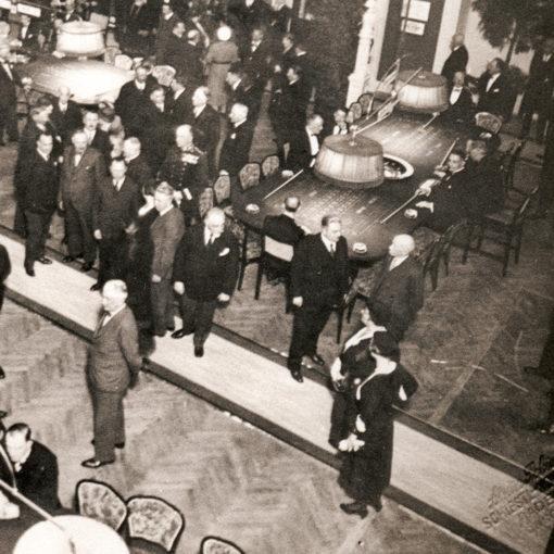 Casino Baden Eröffnung 1934 (Bild: Casinos Austria)