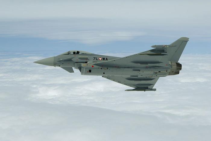 Eurofighter (Bild: ÖBH/Zinner)