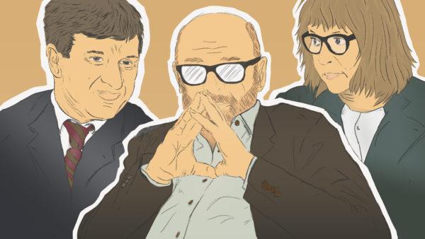 Der SPÖ-Anwalt und die Geheimagentin