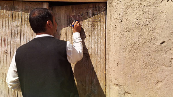 Der Kampf gegen Kinderlähmung in Afghanistan