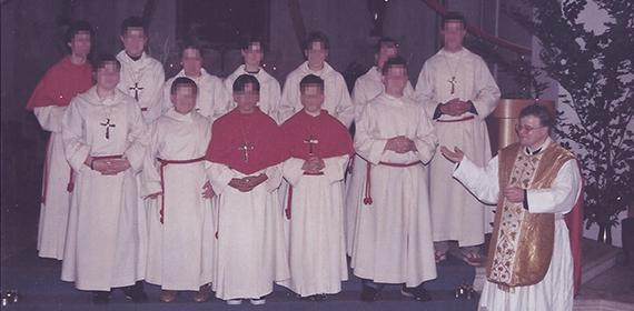 Der Fall Pater Dominik – Chronologie eines Täterschutzes