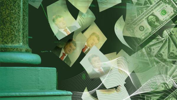 Ukio-Leaks: Geldspur zu Poroschenko