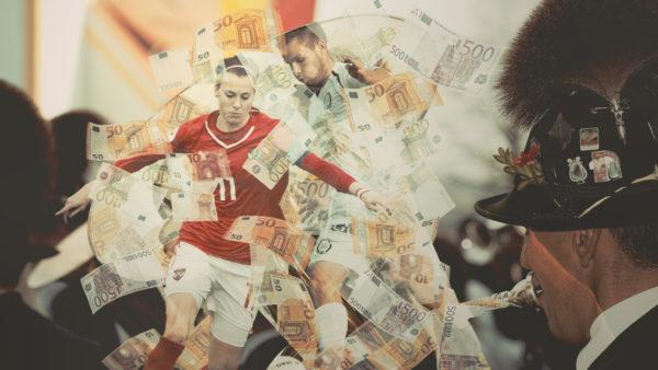 Die Addendum-Transparenzdatenbank: Eine Milliarde Fördermittel für Sport und Kultur und wer sie bekommen hat