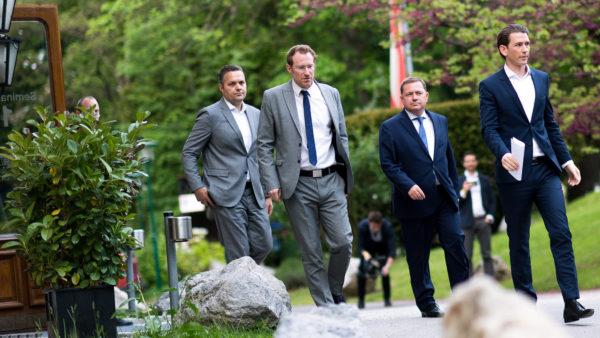 Minister-Büros: Wo die ÖVP nicht im System sparte