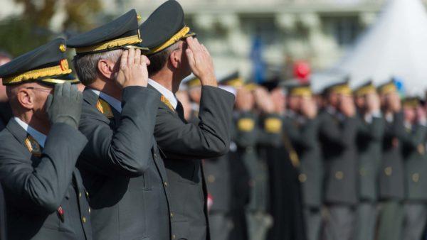 Zeitsoldaten statt Beamte: Starlingers Reformidee fürs Bundesheer