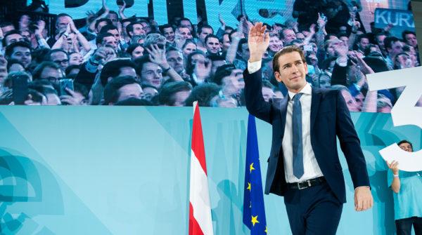 Wer in Österreich rechts der Mitte steht