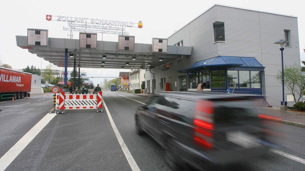 So viele Menschen pendeln nach Liechtenstein und in die Schweiz