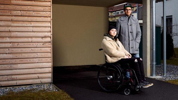"""""""Ich hatte das Gefühl, es ist ihnen egal"""": Nach Fehldiagnose im Rollstuhl"""