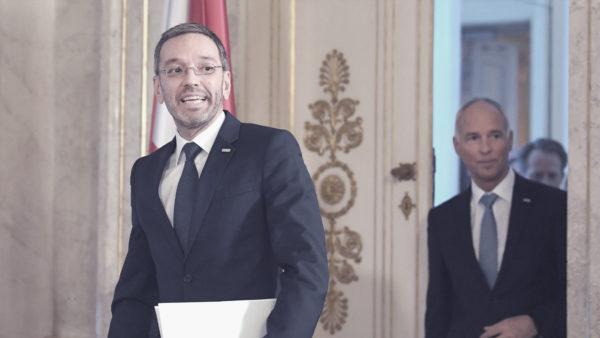 Kickls Kabinett: Doppelt so groß wie das seiner Vorgänger